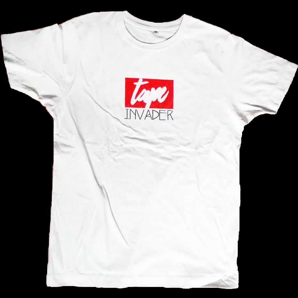 Tapeinvader Logo Tee