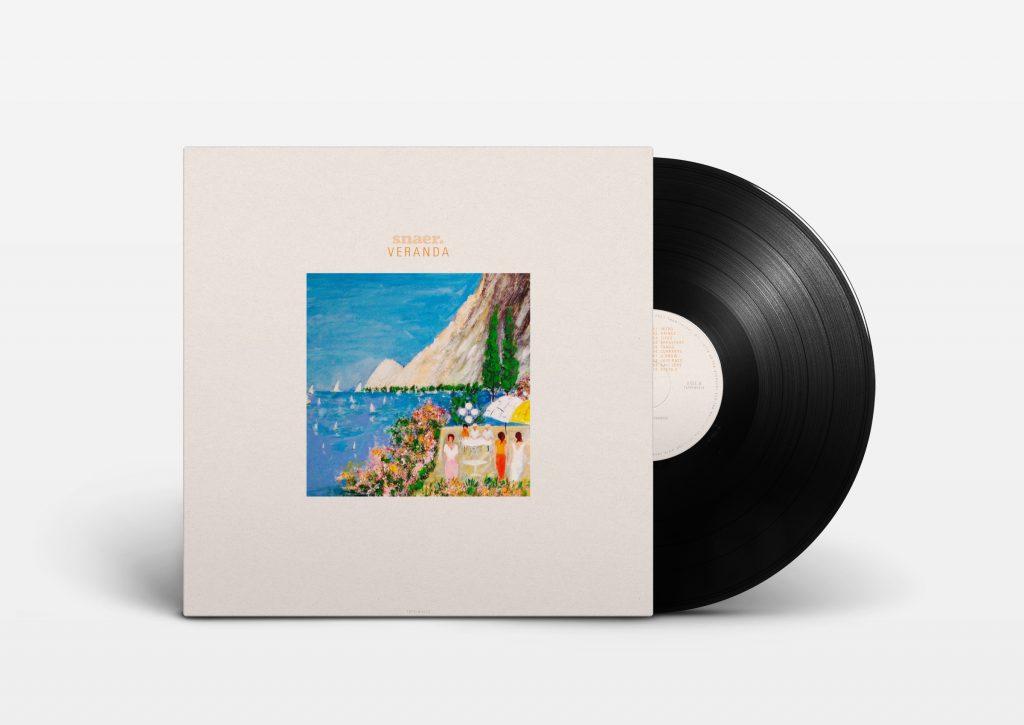 """snaer. - Veranda (12"""" LP)"""