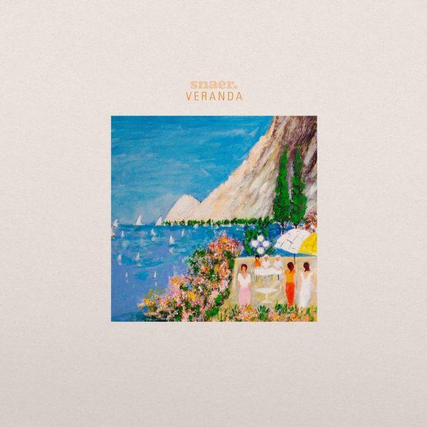 "snaer. - Veranda (12"" LP - front/square)"