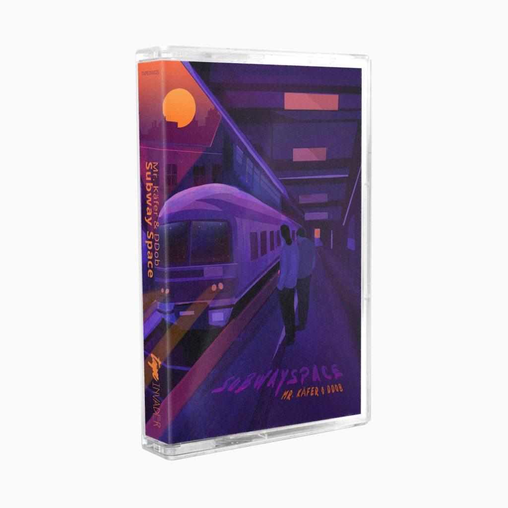 Music Cassete by Mr. Käfer & DDob